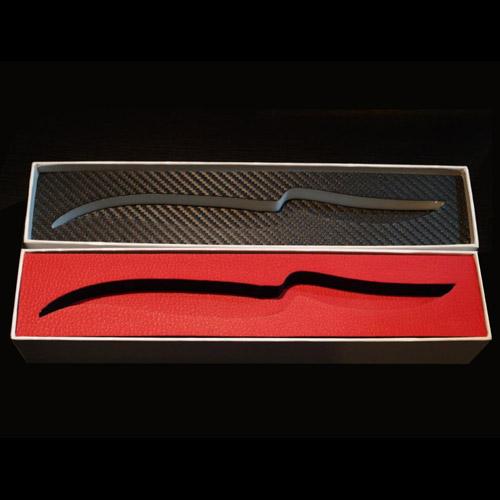d coupe de mousse pu pour pr sentation de couteaux. Black Bedroom Furniture Sets. Home Design Ideas